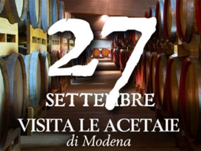 """Tutto pronto per """"Acetaie Aperte"""" 2015: la festa in provincia di Modena"""