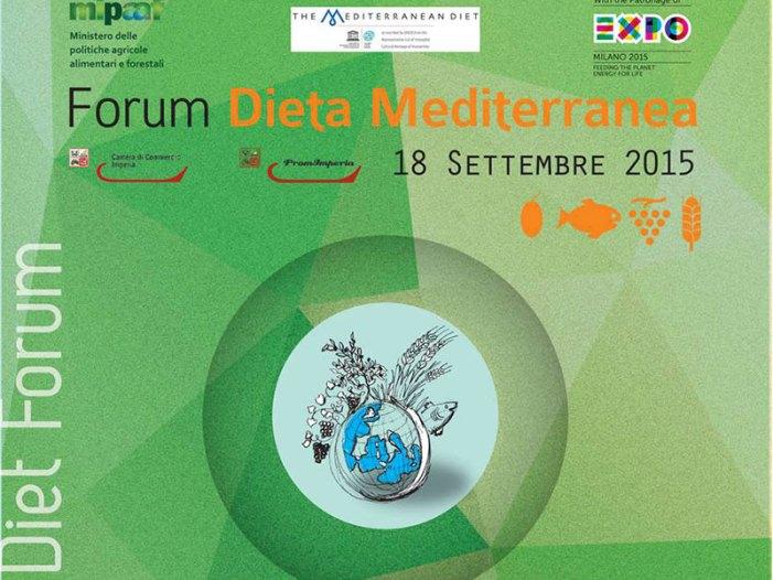 Da Milano a Dubai, la Dieta Mediterranea