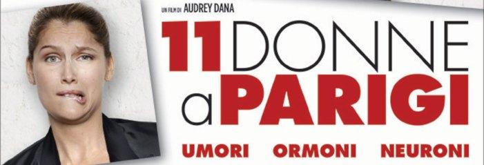 """Arriva in sala con Microcinema la commedia dei record """"11 DONNE A PARIGI"""" di Audrey DANA"""