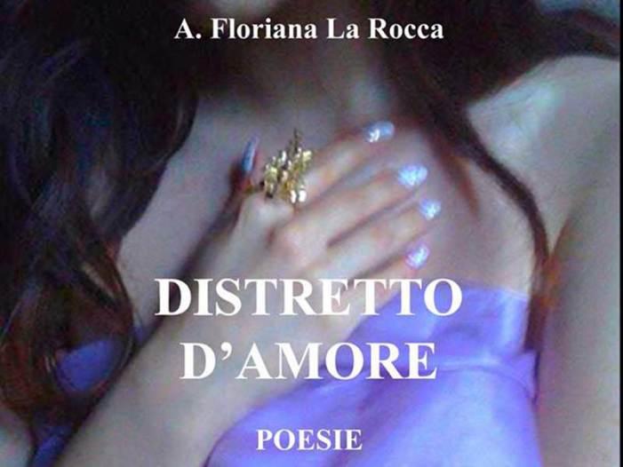 """La poesia tra cielo e terra """"Distretto d'Amore"""" di Floriana La Rocca"""