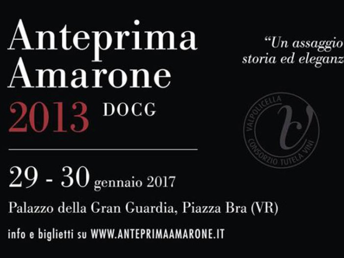 Verona tre giornate di Amarone…2013