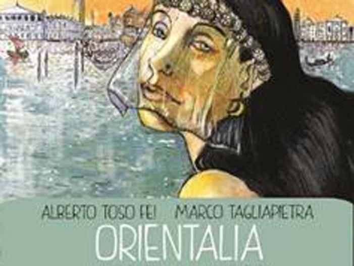"""""""ORIENTALIA, mille e una notte a Venezia"""""""