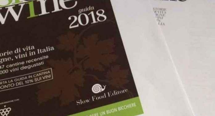 L'Umbria vinicola delle chiocciole Slow Wine 2018