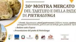 La mostra mercato del tartufo e della patata bianca presentano il piatto di Pietralunga