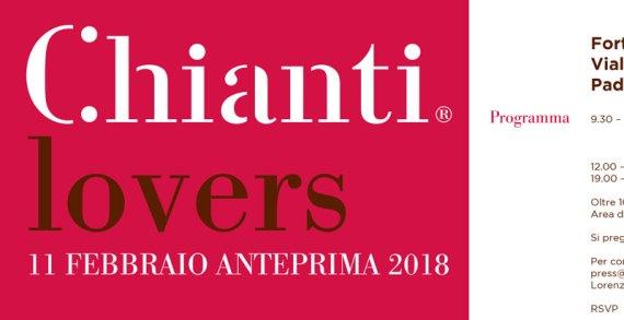 """""""Chianti Lovers"""": domenica torna l'anteprima del Consorzio Vino Chianti"""