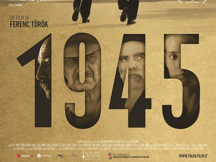 """Anteprima stampa del film ungherese """"1945"""""""