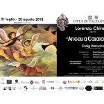 Locandina mostra a Caltagirone