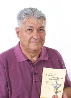 ricette spacialità Bologna Napoleone Neri, l'autore del libro A tavola con il dottor Balanzone