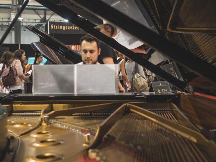 Arriva Cremona Musica, la più grande kermesse dedicata al pianoforte