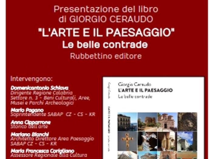 """Presentazione del volume """"L'Arte e il Paesaggio"""""""