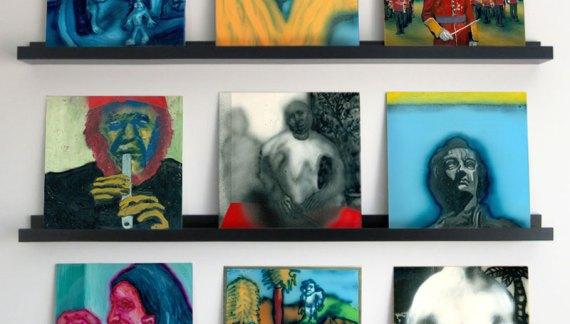 """Biennale d'arte contemporanea """"Giovane Creazione Europea"""""""