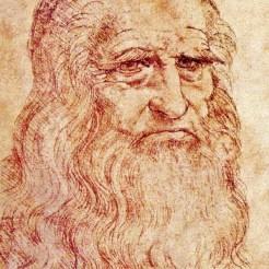Leonardo Da Vinci_autoritratto