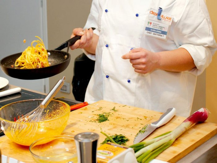 Cucina: ritorna a Bologna la nuova edizione dell'Italian Show Cooking Contest