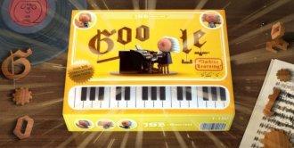 il doodle per Sebastian Bach