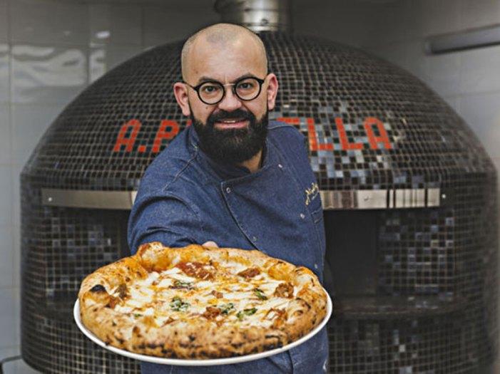 Le nuove pizze di Angelo Pezzella