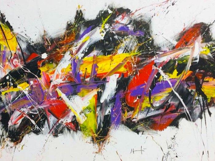 Enigma e Soluzione: da AM Studio Art Gallery i lavori di Silvio Formichetti