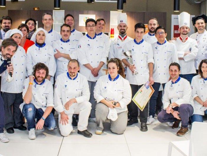 È Andrea Melchiorre il vincitore dell'Italian Show Cooking Contest 2019