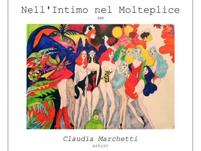 """Arte: a Roma la mostra """"Nell'Intimo e nel Molteplice"""", di Claudia Marchetti"""