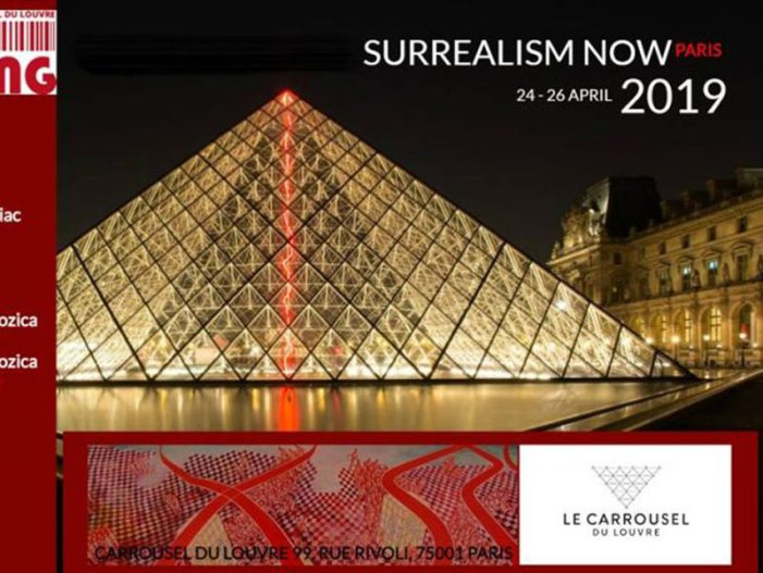 Arte: a Parigi l'esposizione dell'International Surrealism Now