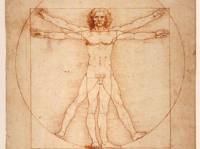 Scoperta ciocca di capelli di Leonardo