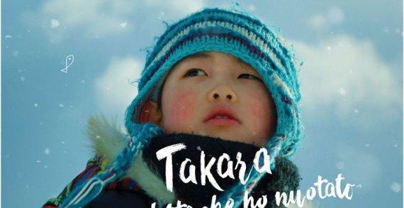 Takara – La notte che ho nuotato