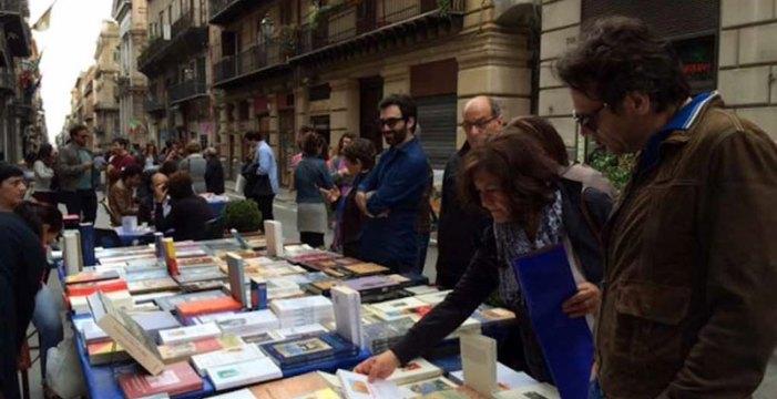 A Palermo 'La Via dei Librai, c'è anche Pif