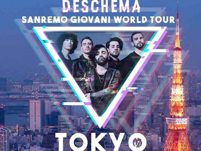 """Dopo il Festival di Sanremo i Deschema portano il """"Made In Italy"""" nel mondo – Oggi Tokyo"""