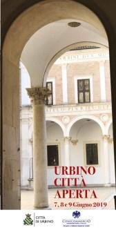 Urbino città aperta-locandina