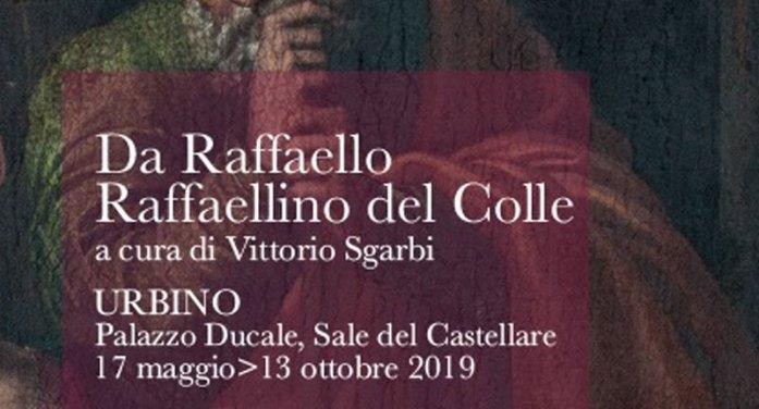 Da Raffaello. Raffaellino del Colle a cura di Vittorio Sgarbi