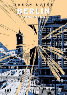 Jason Lutes presenta la trilogia a fumetti Berlin