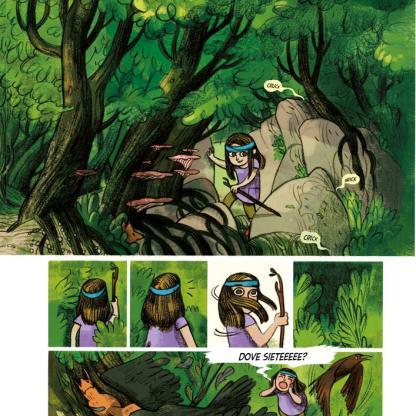 Anna e la famosa avventura nel bosco stregato-13
