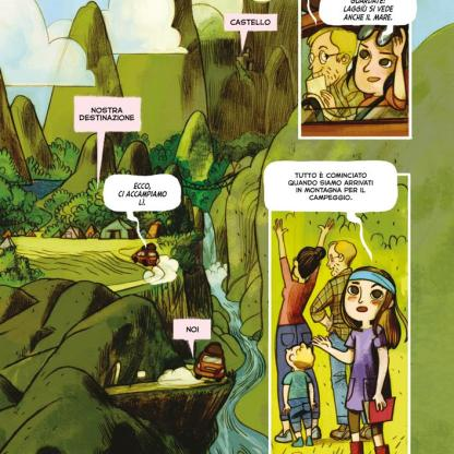 Anna e la famosa avventura nel bosco stregato-9