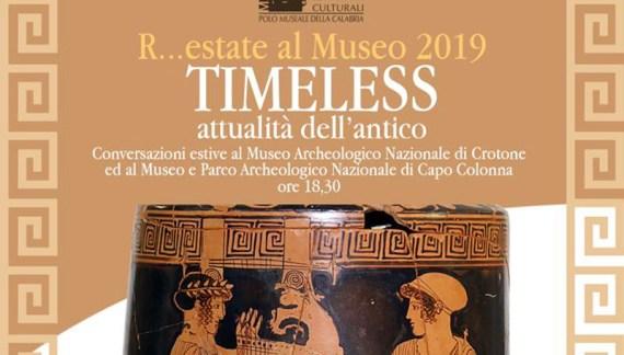 Timeless, attualità dell'antico – Dal mare alla tavola