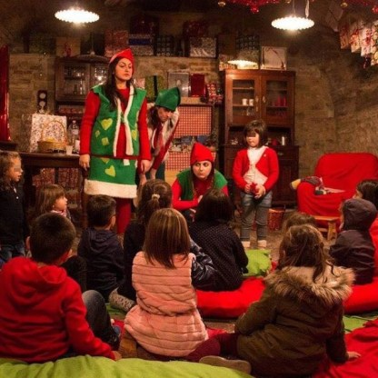 Il Magico mondo di Babbo Natale 2019