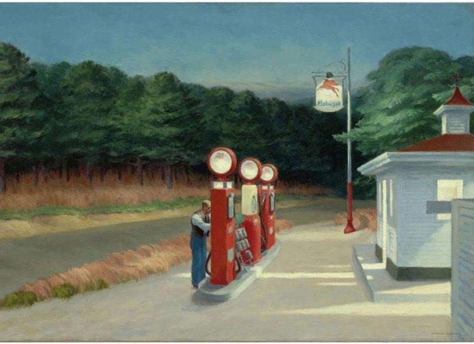 Edward-Hopper-Gas-copertina