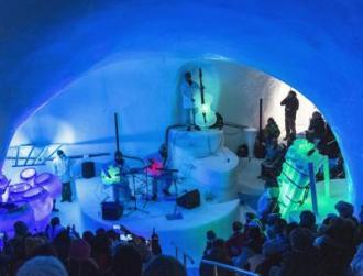 Ice Music Festival - Mauro Mariotti