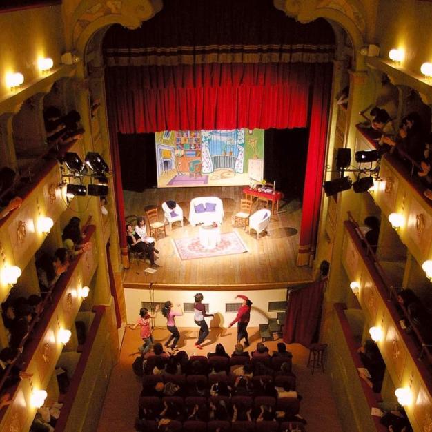 Pergola Teatro