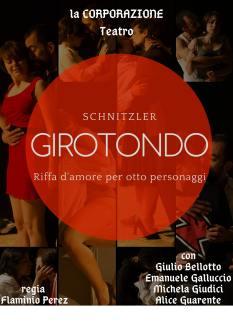 Girotondo-riffa d'amore per otto personaggi-locandina-in