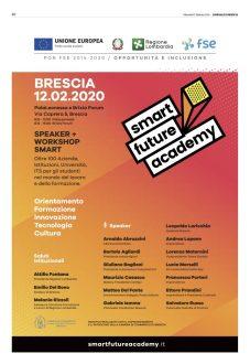 La città si muove verso le giovani generazioni: parte la 4° edizione di Smart Future Academy-in