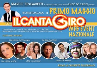 locandina cantagiro web nazionale maggio 2020-in