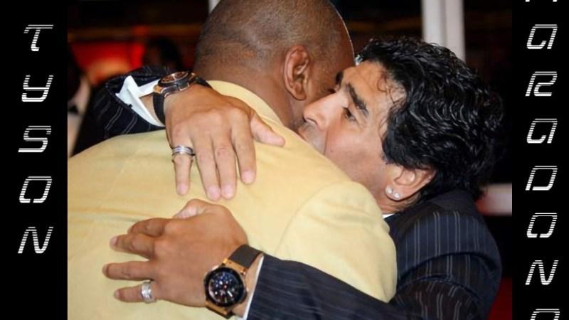 """Mike Tyson vs Roy Jones Jr.: vince la """"Nobile Arte e la beneficenza. Tyson ricorda Maradona"""