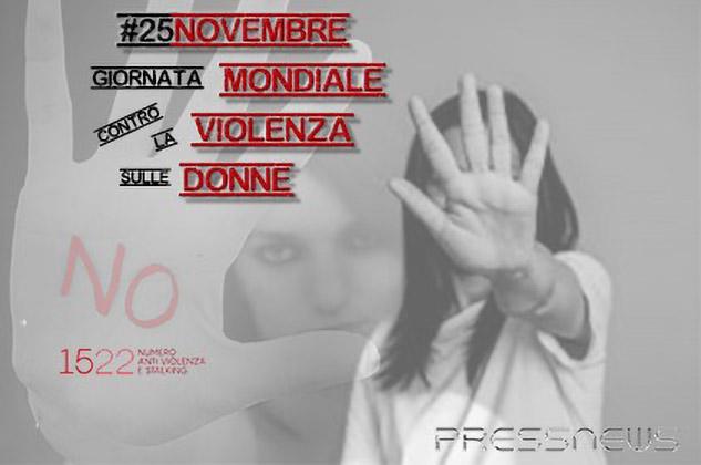 #25novembre Giornata internazionale per l'eliminazione della violenza contro le donne