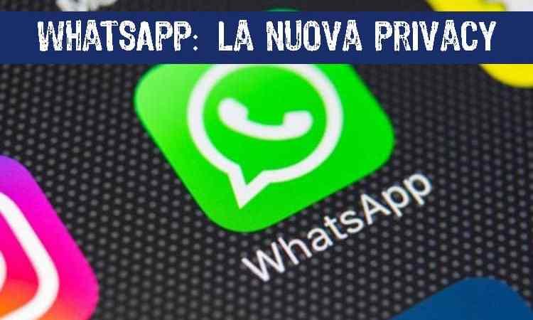 WhatsApp, la nuova privacy: per noi non cambia nulla. Una tempesta in un bicchiere d'acqua. In Europa siamo i più tutelati.