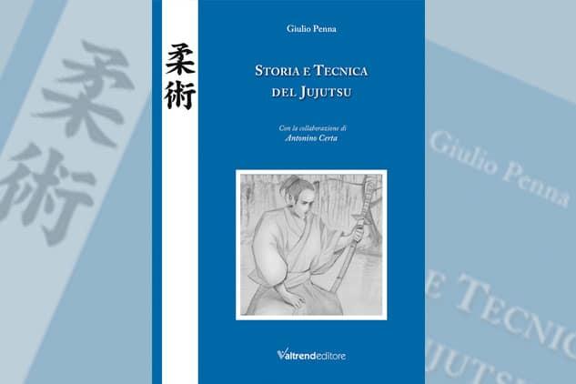 """""""Storia e tecnica del jujutsu"""" edito da Valtrend, e stato pubblicato solo una settimana fa ed è già tra i bestseller su Amazon"""
