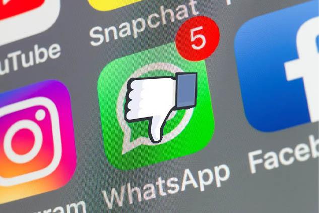 WhatsApp, Facebook e Instagram down. Cosa sta succedendo?