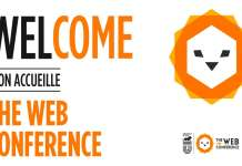 The Web Conference 2018 : la 27e édition aura lieu à Lyon du 23 au 27 avril