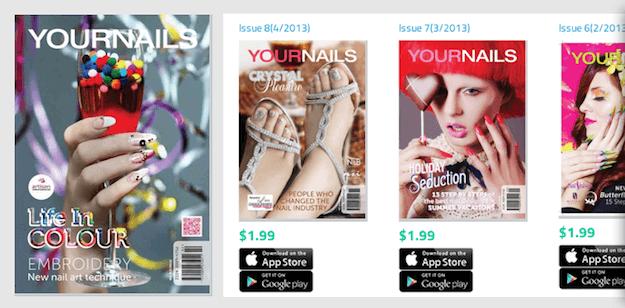 Your Nails Magazine
