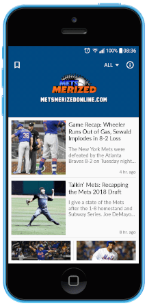 app for New York Mets fans