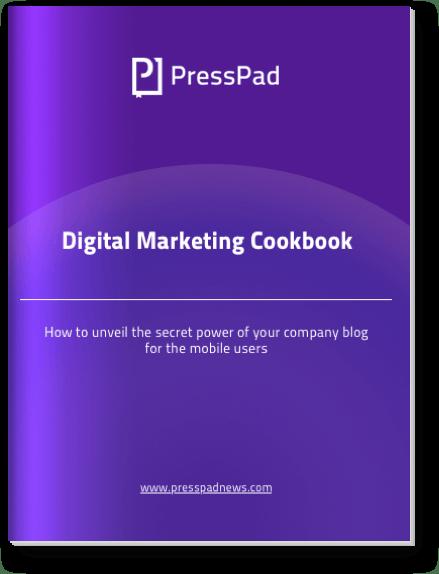 digital marketing guide - power WordPress blog up