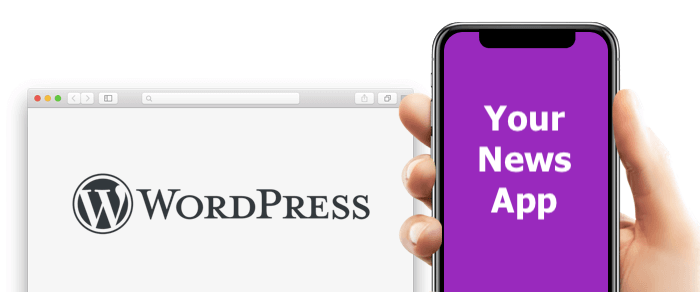 mobile platform for publishers